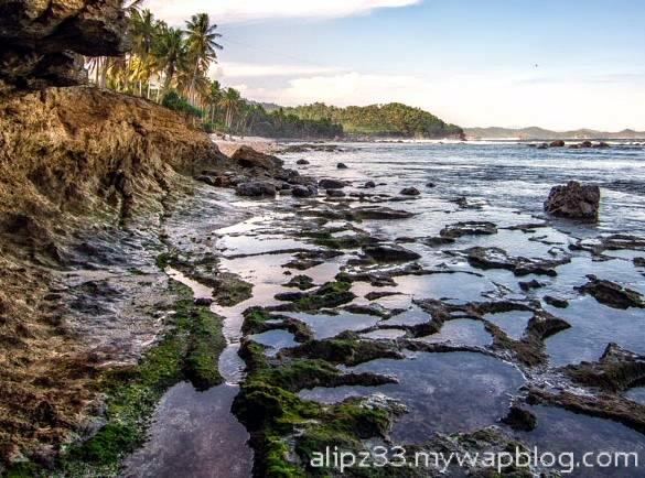 Pasang - surut pantai pidakan jetak tulakan pacitan