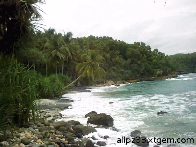 Wawaran bukit tengah - pantai pacitan