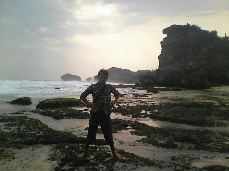 adventure pasang surut - wisata pantai sruni jlubang pringkuku pacitan