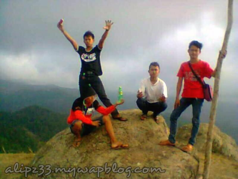 gunung lanang pacitan di puncak