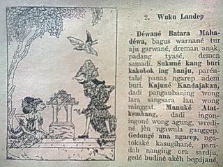 Gambar Wuku Landep Pawukon Jawa