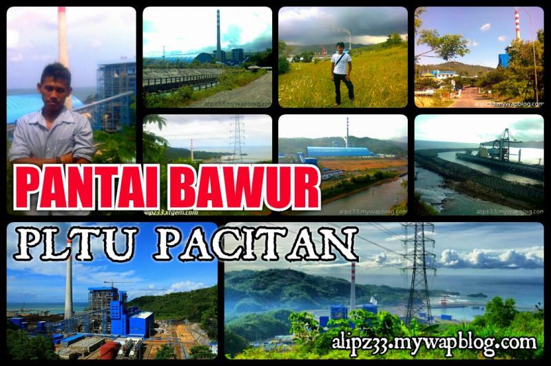 gambar foto Pantai teluk bawur Pacitan