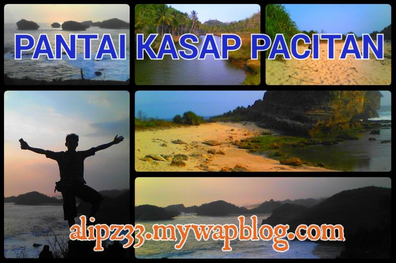 gambar foto pantai Kasap Jlubang pringkuku Pacitan