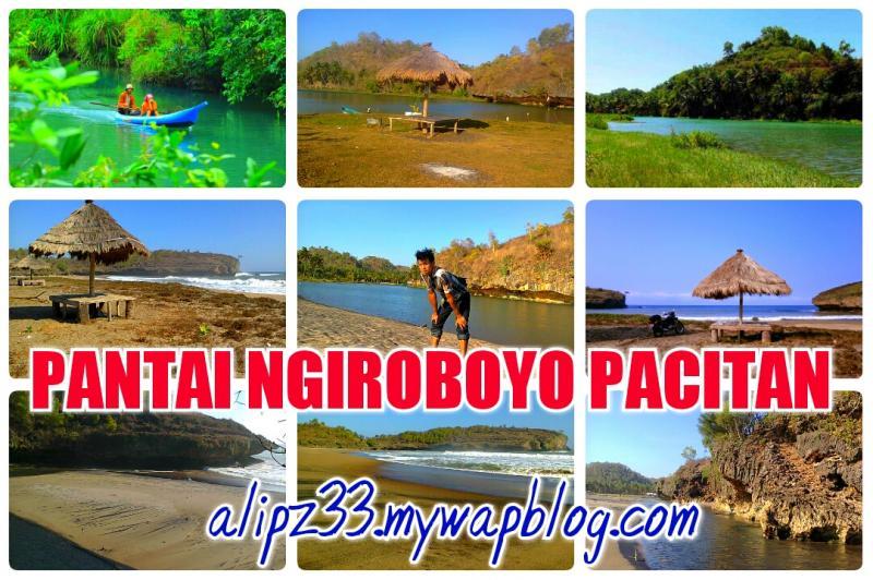 gambar foto Pantai-ngiroboyo pacitan