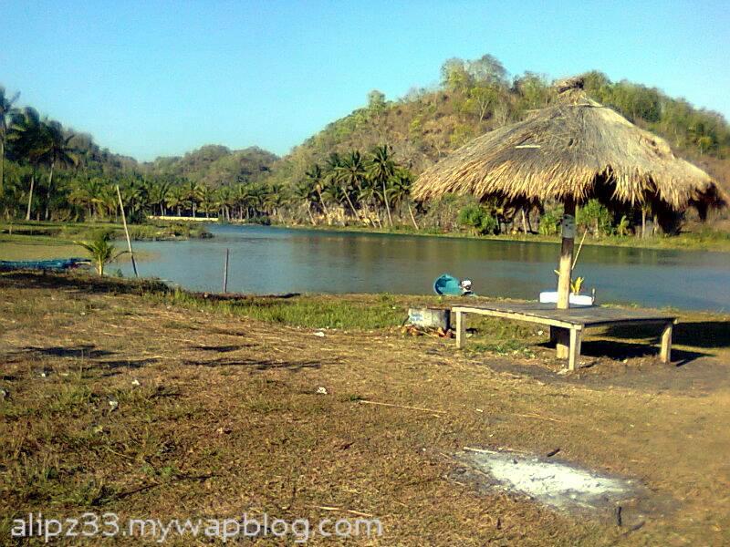 gambar foto muara ngiroboyo sungai kali maron pacitan jawa timur